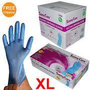 Nitrile Exam Glove (non-latex) Powder Free - Xlg