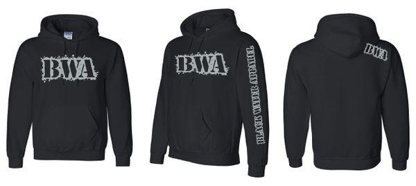 BWA Splatter Logo Hoodie