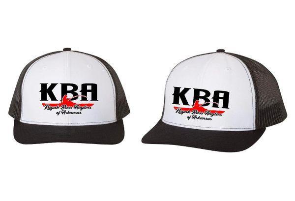 KBA of Arkansas Trucker Snap Back Hats