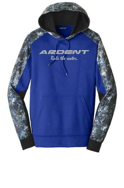 Ardent Rule the Water Mineral Freeze Performance Hoodie