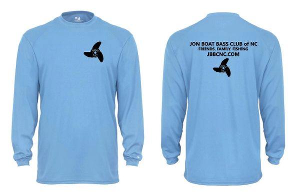 JBBC Long Sleeve Mens Performance Shirts