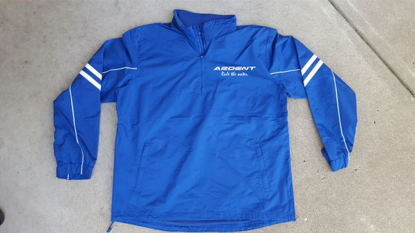 Ardent Ripstop Shield 1/2 Zip Pullover Jacket