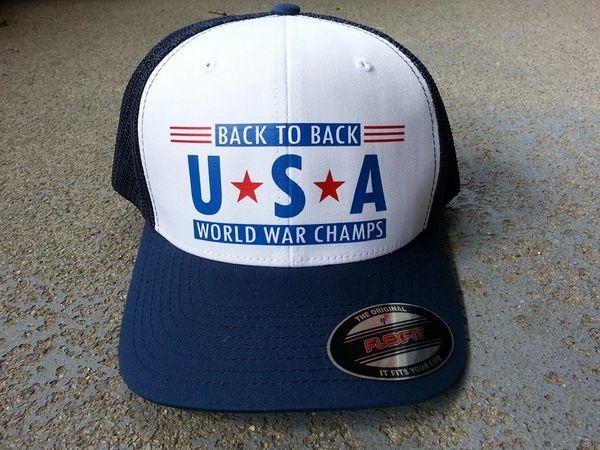 USA World War Champs Hat