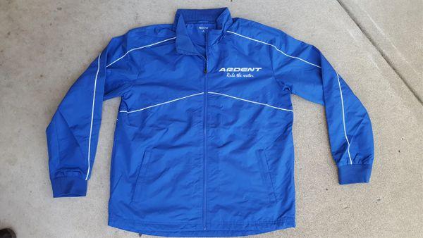 Ardent Ripstop Shield Full Zip Jacket