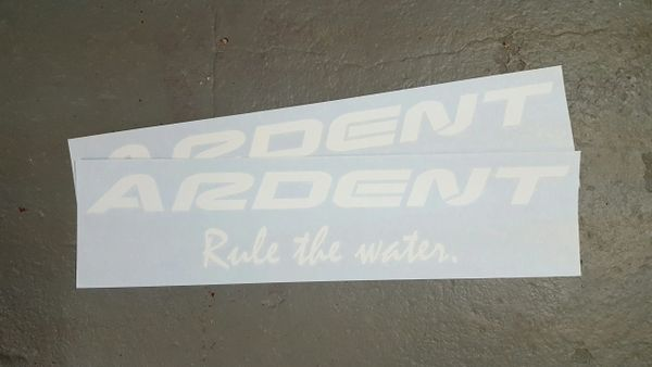 Ardent decals sets
