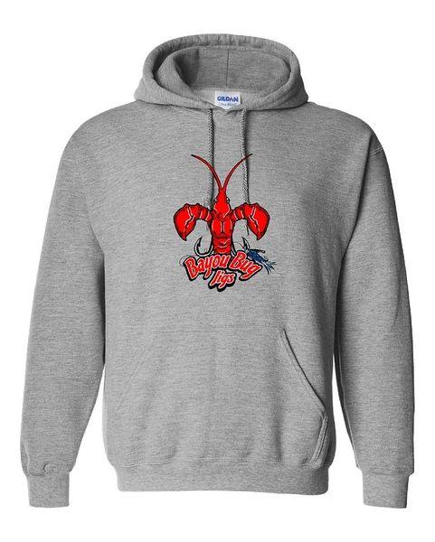 Bayou Bug Jigs Full Logo Hoodie