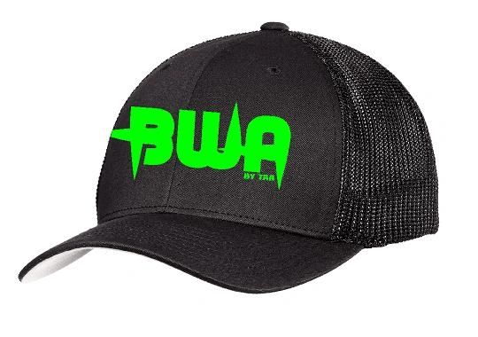 BWA Flexfit Mesh Back Hat