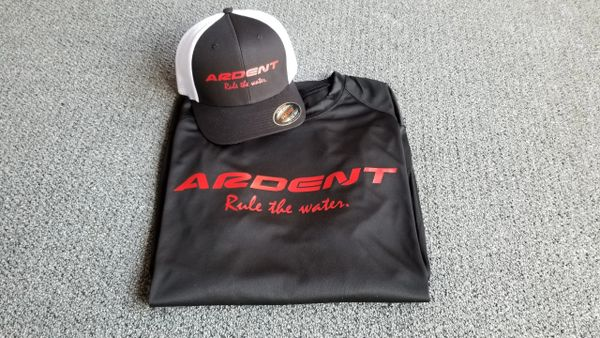 Ardent Rule the Water Performance Long Sleeve and Hat Combo