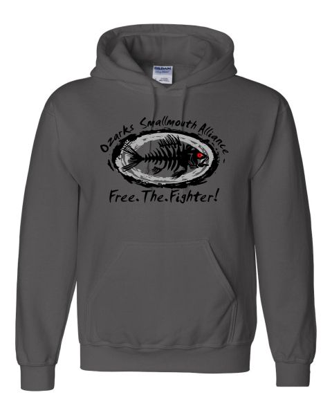 Ozarks Smallmouth Alliance Hoodie