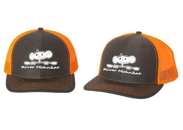 River Mohnkae Trucker Snap Back Hat