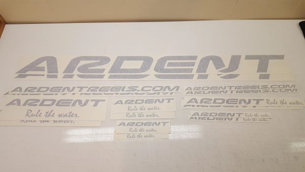 Ardent Decal Kits