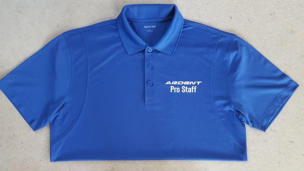 Ardent Pro Staff Micropique Sport-Wick Polo