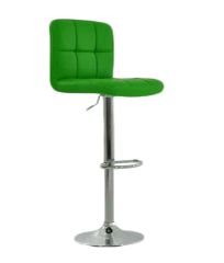 MBTC Cadbury Kitchen Cafeteria Bar Stool Chair in Green