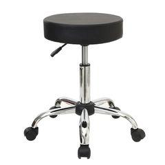 MBTC Siera Round Bar Stool / chair In Black
