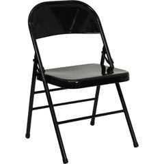MBTC Classic Folding Chair in Black
