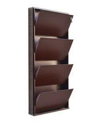 MBTC 4 Level Extra Wide & Slim Shoe Rack