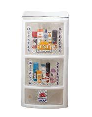 Multipurpose Bathroom Cabinet