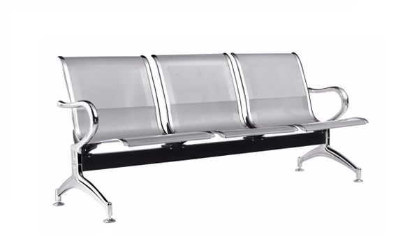 MBTC Three Seater Visitor Waiting Chair