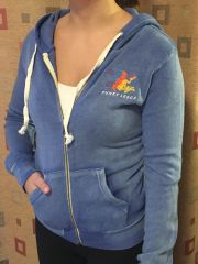 Sweatshirt_Hyper Blue