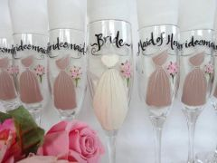 "BEFORE YOU SAY ""I DO"" PAINT A GLASS OR TWO ~ FEBRUARY 7TH"
