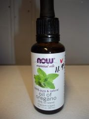 NOW Essential Oils Oil of Oregano -- 1 fl oz