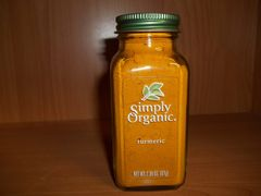 Simply Organic Ground Tumeric Root 2.38oz