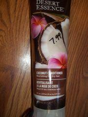 Desert Essence Conditioner Coconut -- 8 fl oz