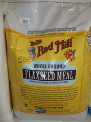 Bob's Red Mill Flaxseed Meal whole ground 32oz