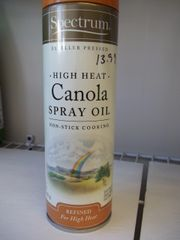 Spectrum High heat Canola Oil Expeller Pressed 16 fl oz