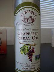 La Tourangelle Grapeseed oil expeller pressed 5.0 fl oz