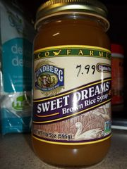 Lunberg sweet dreams brown rice syrup