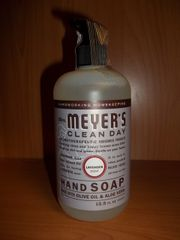 Meyers clean day hand soap lavender w/olive oil & aloe vera 12.5 fl oz