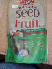 Enjoy Life Seed and Fruit mix Mountain Mambo Nut free