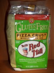 Bob's pizza crust mix