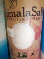 HimalaSalt Himalayan primordial sea salt 6 oz