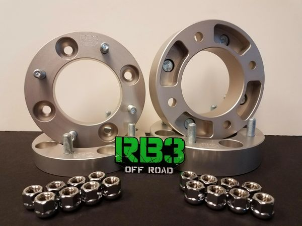 "1"" Front 2"" Rear Spacer Bundle"