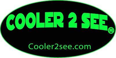 Cooler 2 See® Koozie