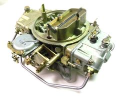 1969 Boss 302 Carburetor - C9ZF-J Holley 4150 - Holley Re-Issue