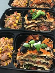 Enchilada Casserole - serves 4-6
