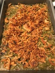 Green Bean Casserole - Serves 6-8