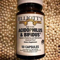 Acidophilus & Bifidus 50Caps