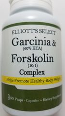 Garcinia & Forskolin Complex 90Vcaps