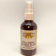 Collodial Silver Spray 2oz