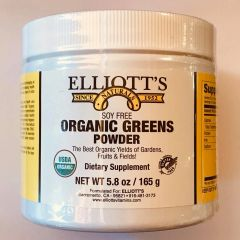 Organic Greens Powder 5.8oz