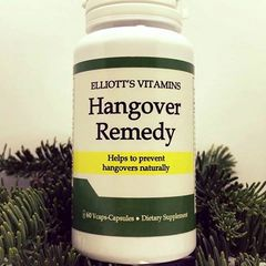 Hangover Remedy 60Vcaps