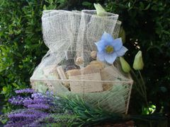 Sinamay Gift Basket (Out of Stock)