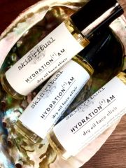 Hydration (+) AM Dry Oil Skin Elixir 10ml (Rollerball)
