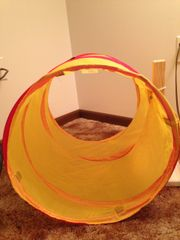 TUNNEL 3-PIECE SET FOR RABBIT AGILITY