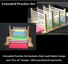 Rabbit Hopping - Deluxe Practice Set