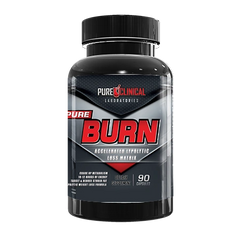 Pure Clinical Burn 90 Capsules